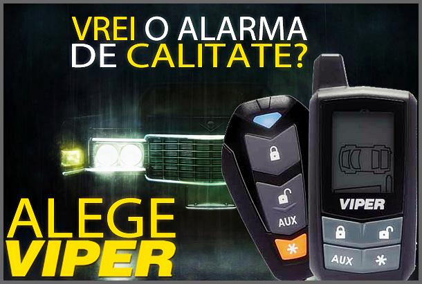 Alarma auto VIPER 350 HV