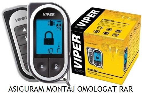 Alarma auto Can Viper 3903V -MONTAJ GRATUIT
