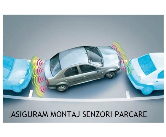 Senzori de parcare cu display - MONTAJ INCLUS